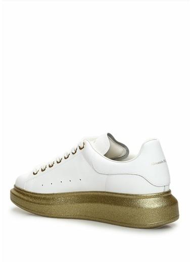 Alexander McQueen Sneakers Altın